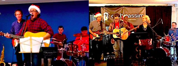 Jonny Kringle amp The Wondaland Band 7th Annual Holiday Concert